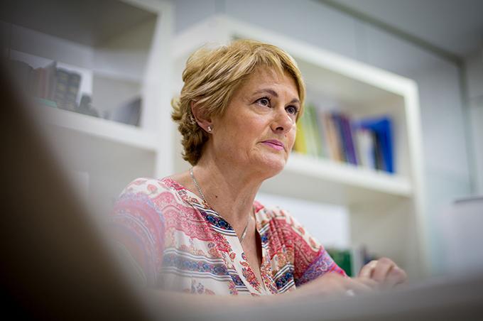 Ángela Gonzáez Carreño – Post Violncia genero Fallarás
