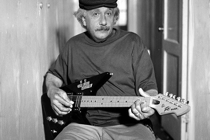 einstein_guitarra