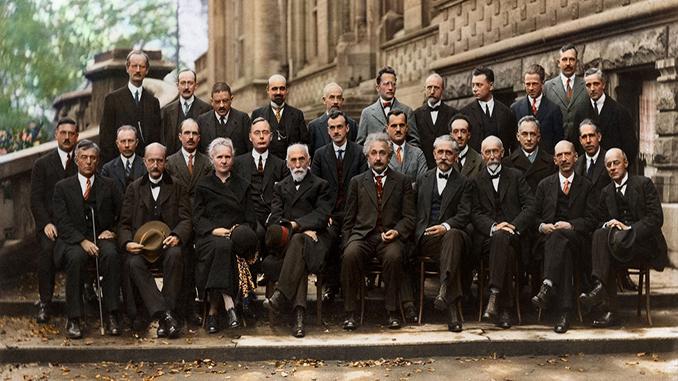 Solvay conference 1927[2291]