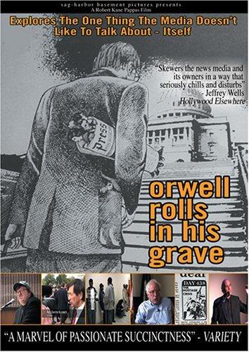 Orwelll rolls on his grave
