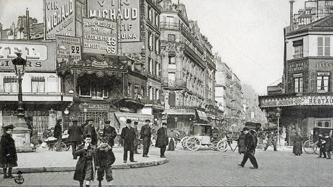 París en el siglo XX parte II