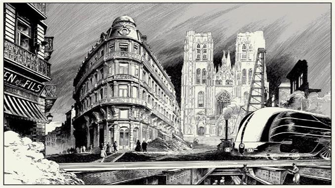 París en el siglo XX parte III