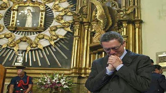 Gallardon y el Nacional catolicismo