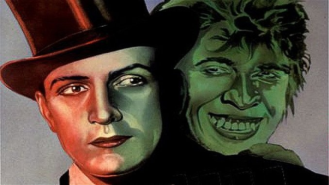 872250a Film Dr Jekyll and Mr Hyde