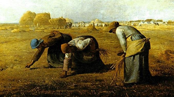 Las_espigadoras_(Millet)-esclavitud en España-IP
