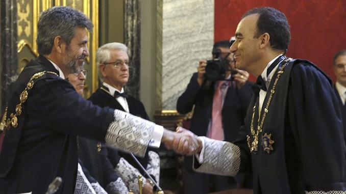 SCHOLA IURIS, cuando Marchena estaba a sueldo del Comisario Villarejo