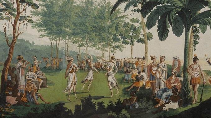 Rousseau el-estado-de-naturaleza-de-los-salvajes- IP