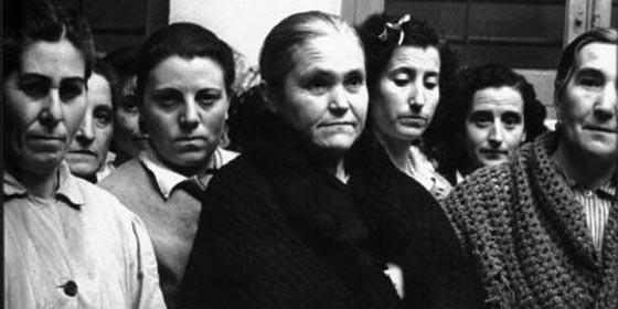 mujer franquismo 13