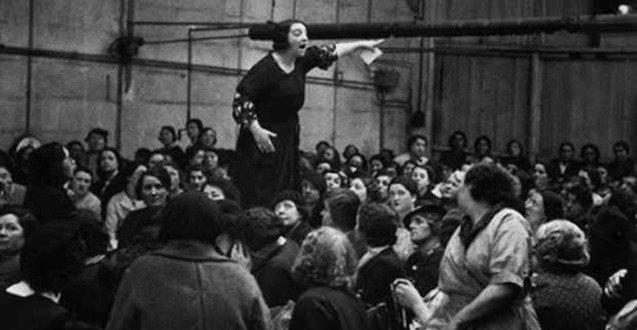 mujer franquismo feminismo 11
