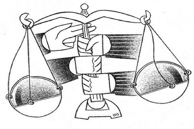 reflexion critica sobre la selección de jueces ip