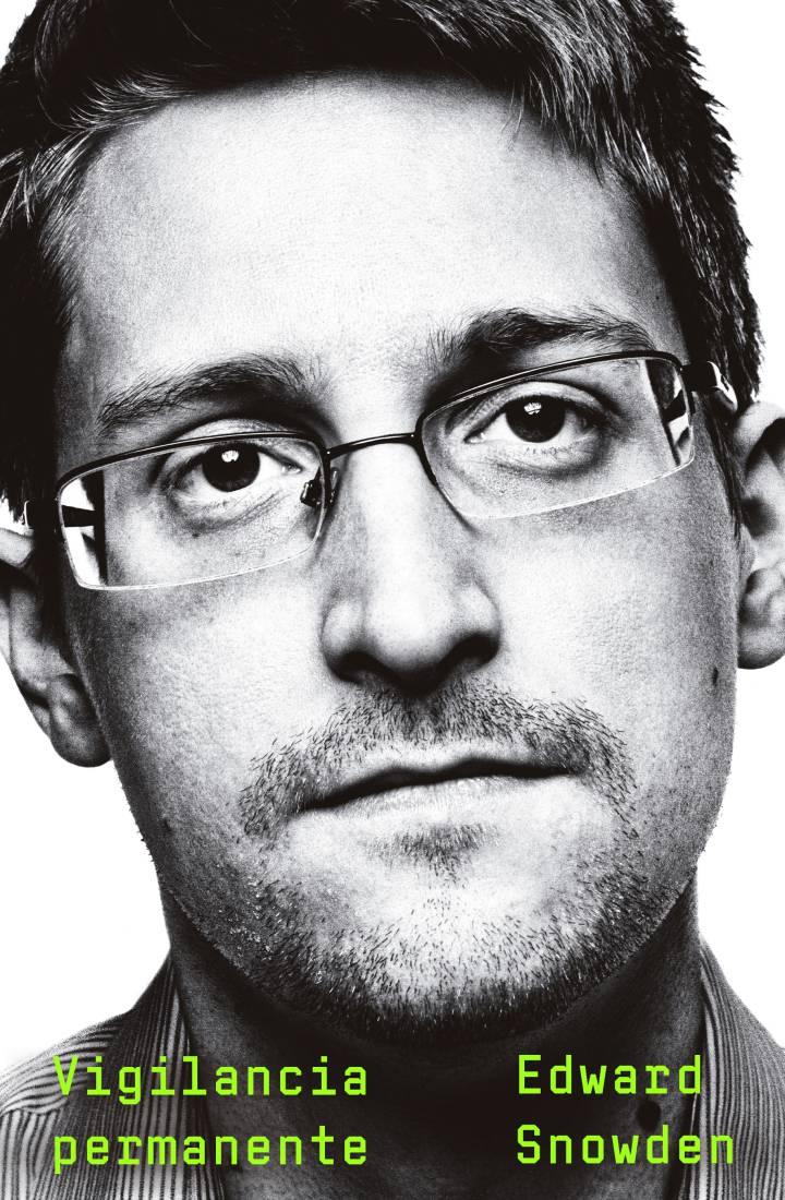 Memorias de Edward Snowden – Portada