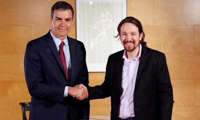 Pedro e Iglesias
