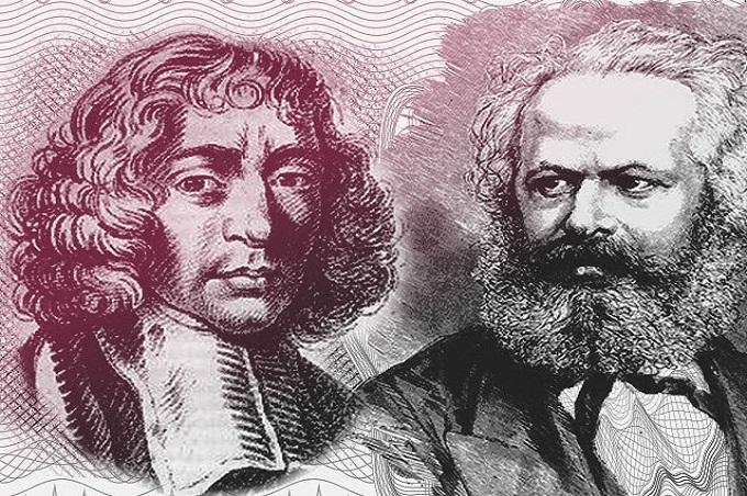 Spinoza y Marx PPAL