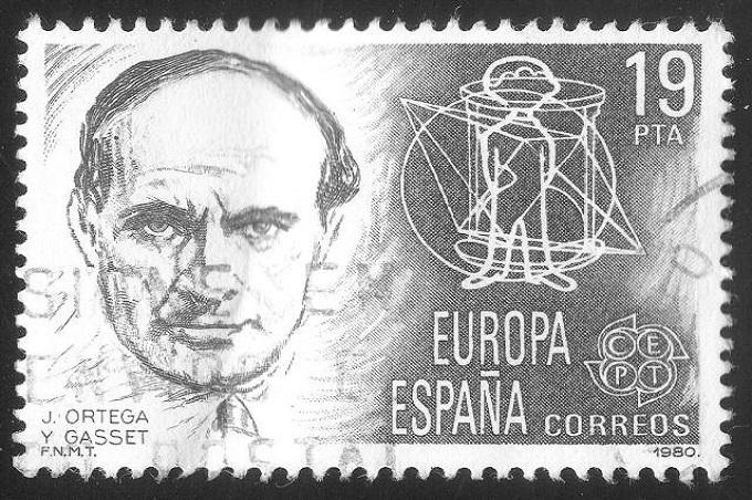 VIEJA Y NUEVA POLITICA – Ortega y Gasset 1 sello